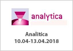 Analitica 10.04-13.04.18 Munich, Germany