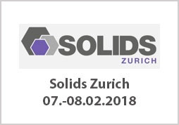Solids 07.02.-08.02.18 Zurich, Switzerland
